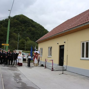 Občina Radeče - strojne inštalacije in vzdrževalna dela