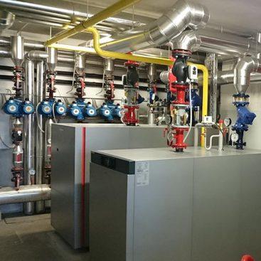 Osnovna šola Miklavž - Energetska sanacija objekta