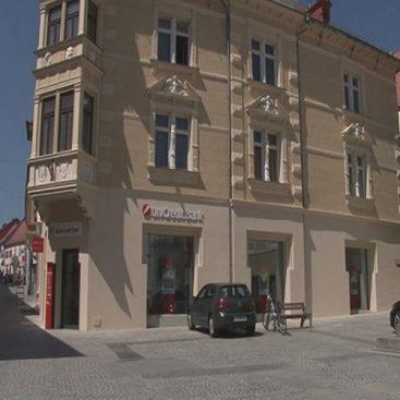Poslovno-stanovanjska stavba Murkova Ptuj - strojne inštalacije