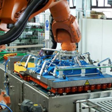 Strojne inštalacije - industrijski objekti - robotika kogler