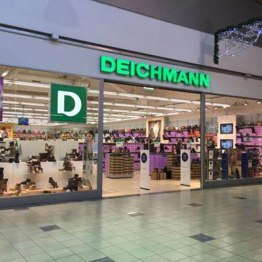 Deichmann - strojne inštalacije