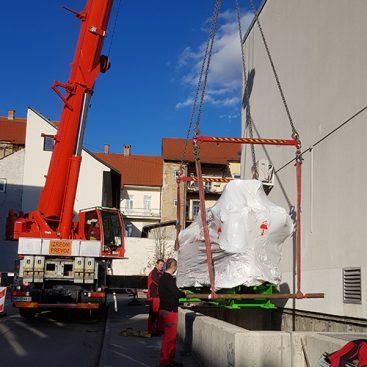 Strojne instalacija - energetski objekti