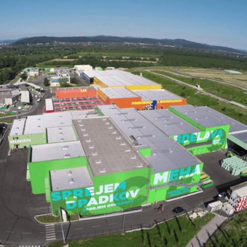 Ljubljanski regijski center za ravnanje z odpadki (RCERO Ljubljana)