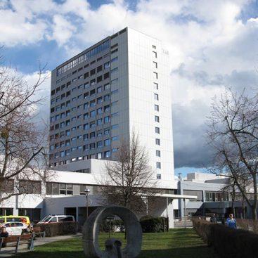 UKC Maribor - projektiranje in strojne inštalacije